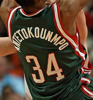 Milwaukee Bucks v Chicago Bulls. Giannis Antetokounmpo en viva basquet