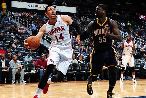 Indiana Pacers v Atlanta Hawks en viva basquet