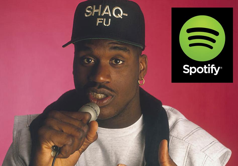 Shaquille O'Neal y su rap. Playlist por Viva Basquet