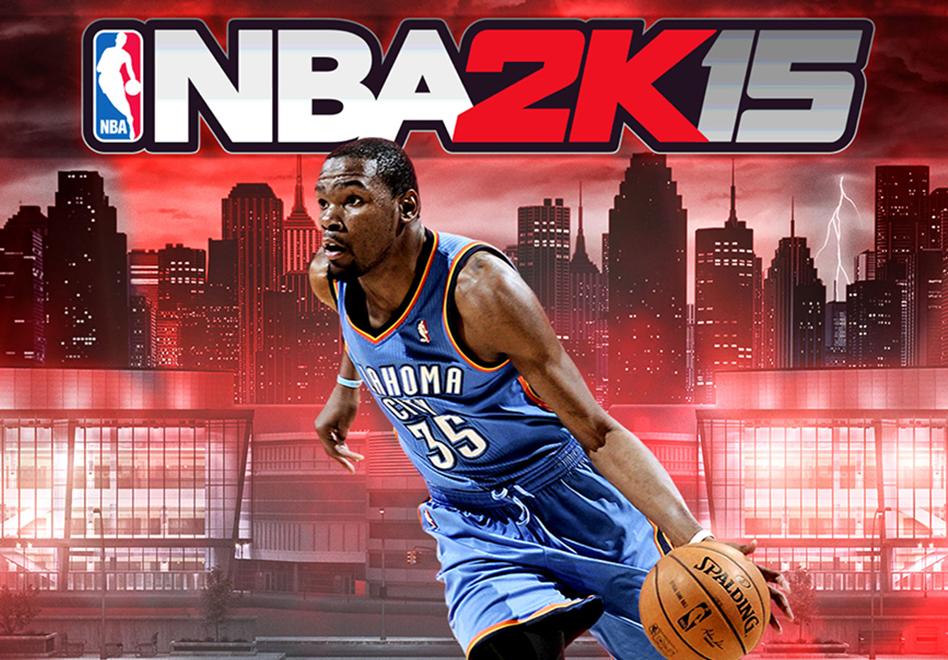 el soundtrack del NBA2K15 con musica seleccionada por el productor y cantante Pharrell Williams, en viva basquet