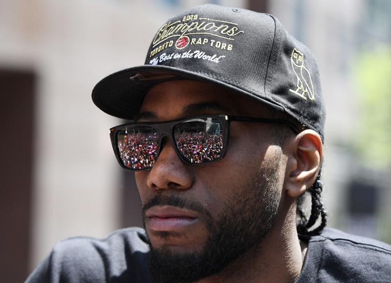 Las fotos más emblemáticas de la NBA