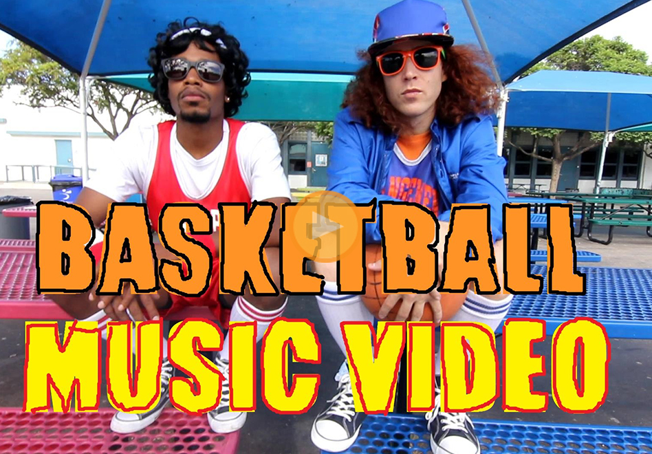 """We play basketball"" un éxito de Youtube. por Viva Basquet"