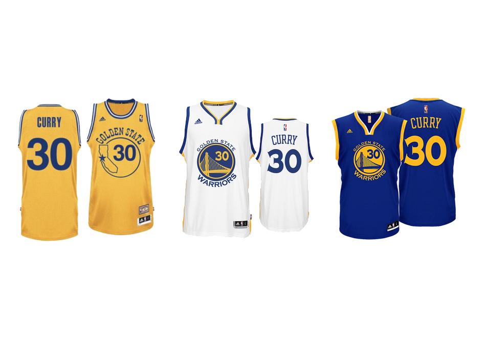 curry es el que mas vende jerseys en la NBA