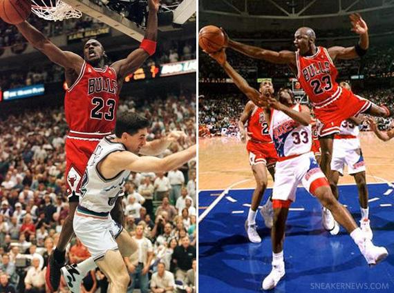 Las mejores jugadas defensivas de Jordan