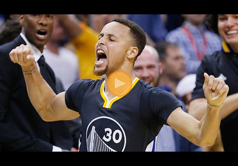 thumbnail del post La increíble e histórica noche de Stephen Curry