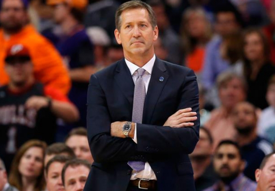 Suns se quedan sin coach, Jeff Hornacek fue despedido.