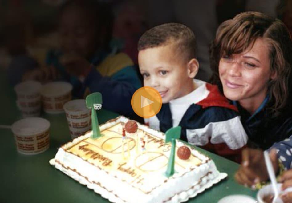 Feliz cumpleaños Stephen Curry