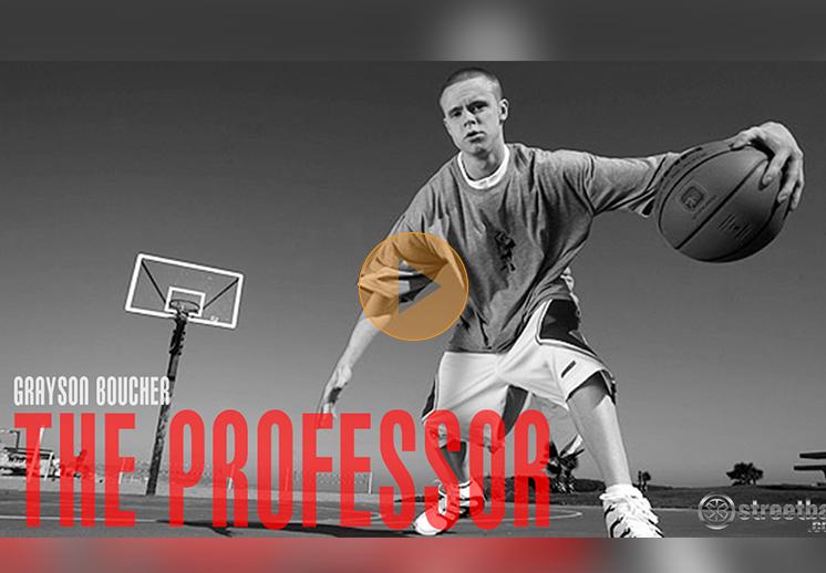 """La Historia de """"The Professor"""" por Viva Basquet"""