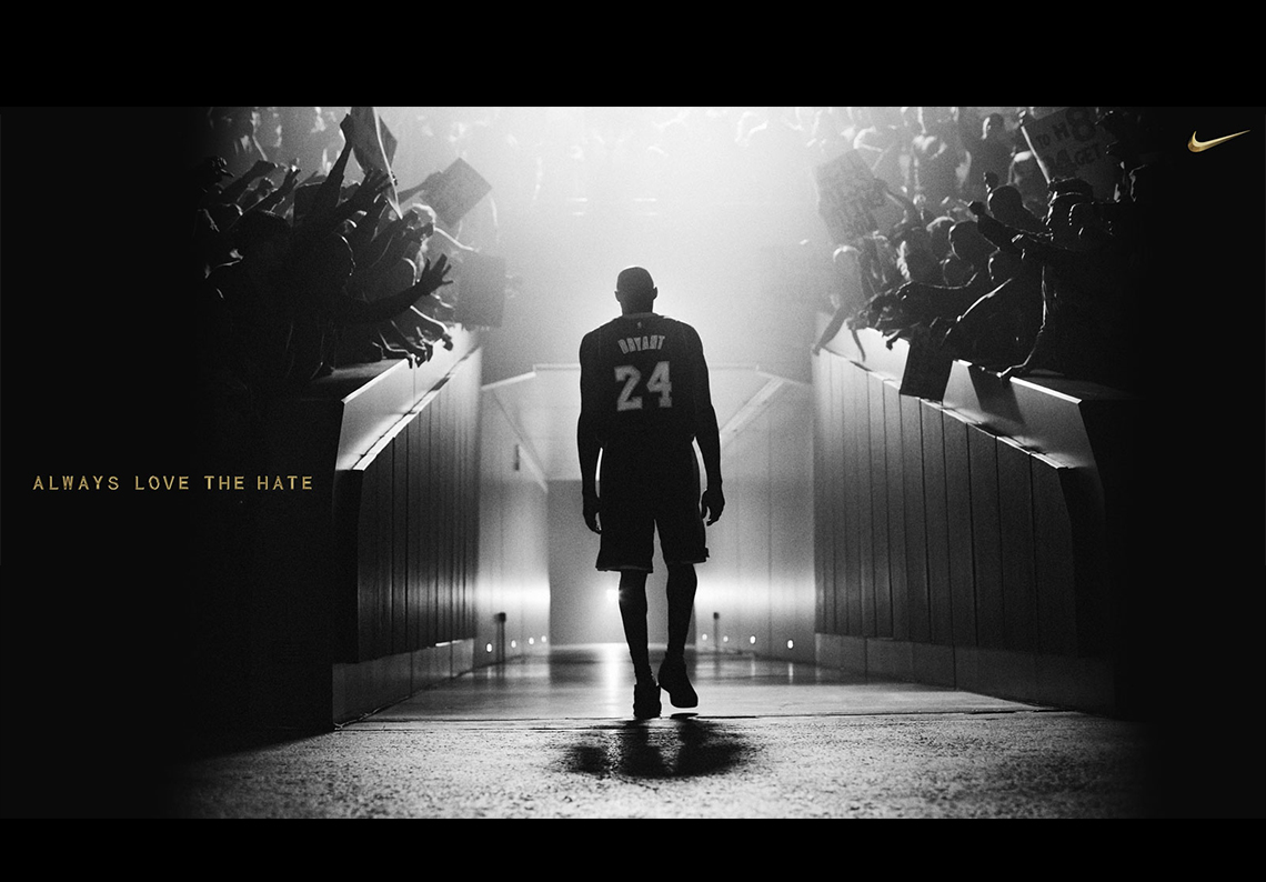 El vídeo de Nike para despedir a Black Mamba