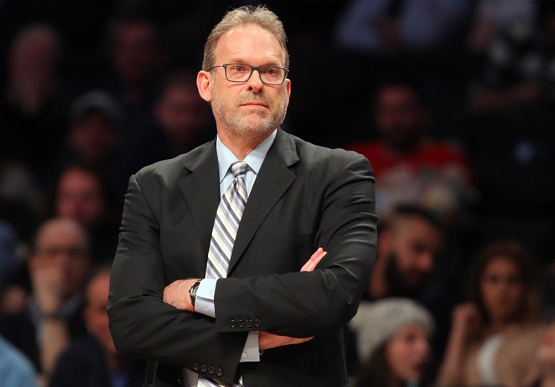thumbnail. Kurt Rambis coach de tiempo completo para los Knicks