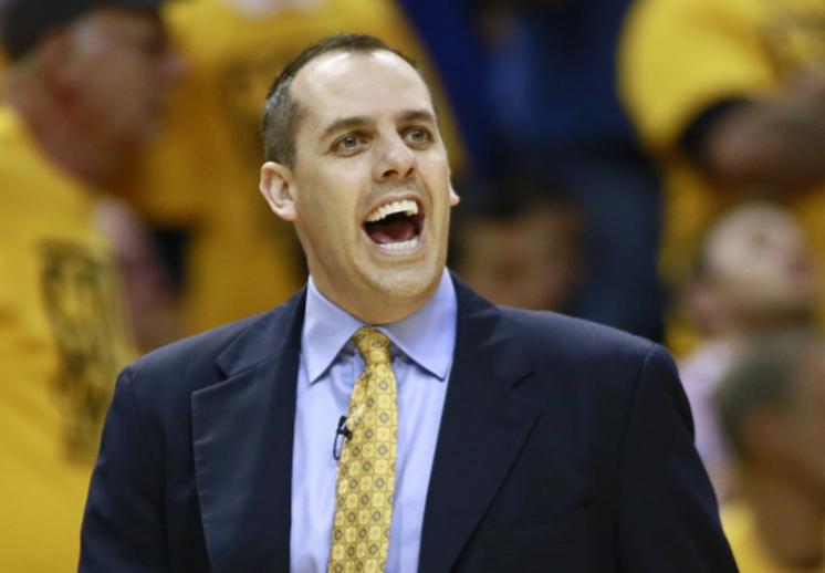 Frank Vogel es el nuevo coach de Orlando Magic