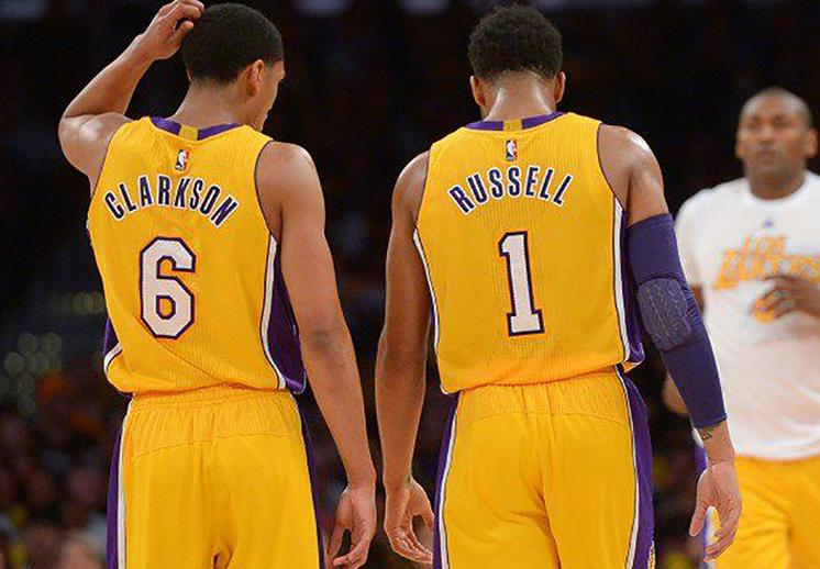 thumbnial. Los Lakers planean cambiar su selección de Draft