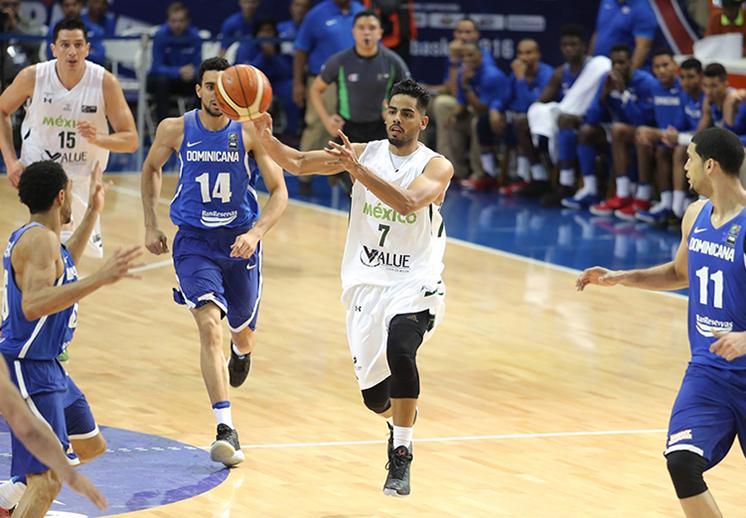 Los 12 Guerreros sufrieron su primera derrota en el Centrobasket