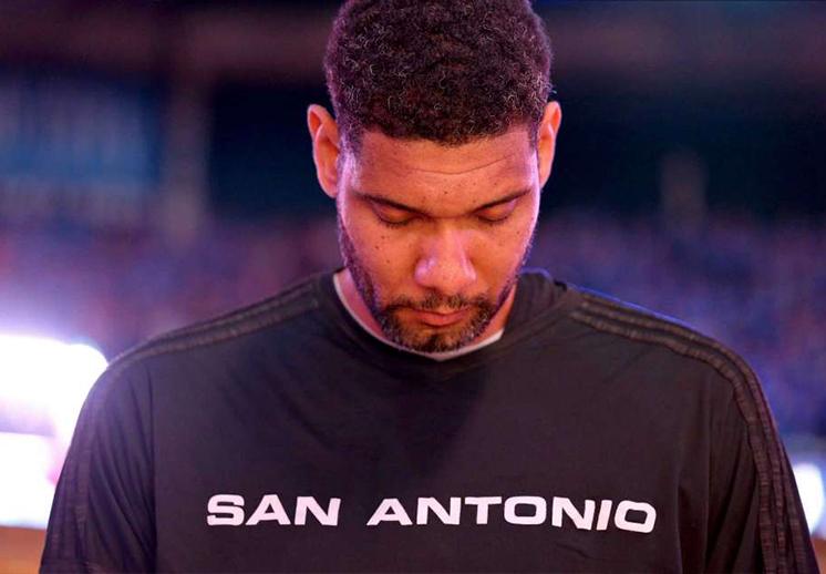 Tim Duncan dice adiós a la NBA por Viva Basquet