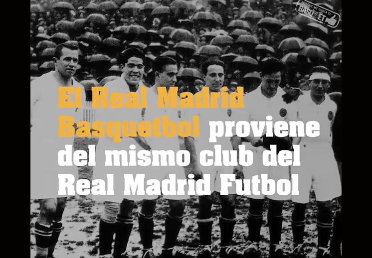 La historial del Real Madrid Basquetbol. thumbnail