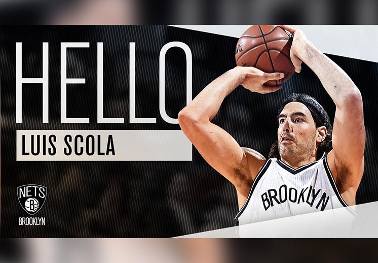 Los Nets de Brooklyn se ponen latinos por Viva Basquet