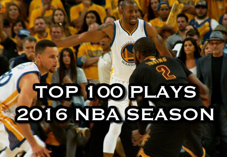 Las 100 mejores jugadas de la temporada en la NBA