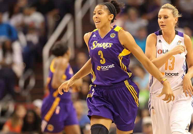 Pausa olímpica en la WNBA
