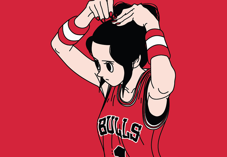 Anime y basquetbol