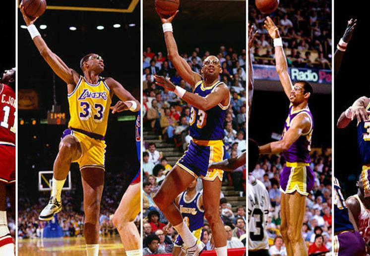 Mejores movimiento de la historia de la NBA
