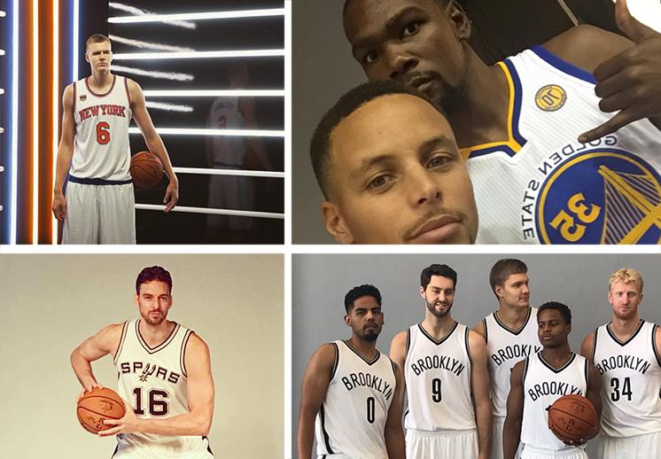 Lo mejor del día de medios de la NBA