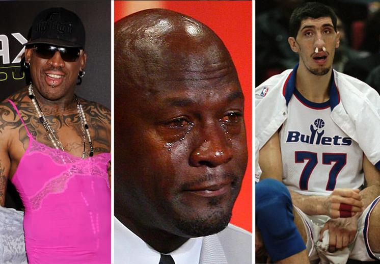 Fotos infraganti de los basquetbolistas