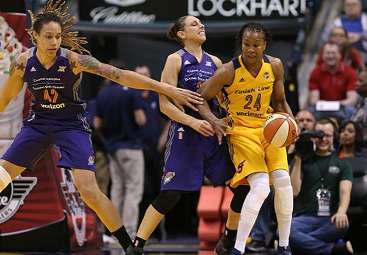 Phoenix y Atlanta siguen con vida en la WNBA thumb