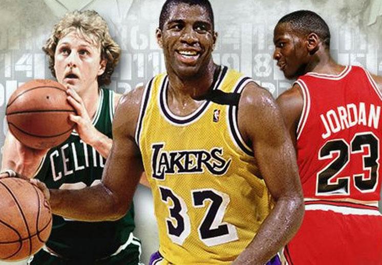 Los 20 mejores jugadores en la historia de la NBA.