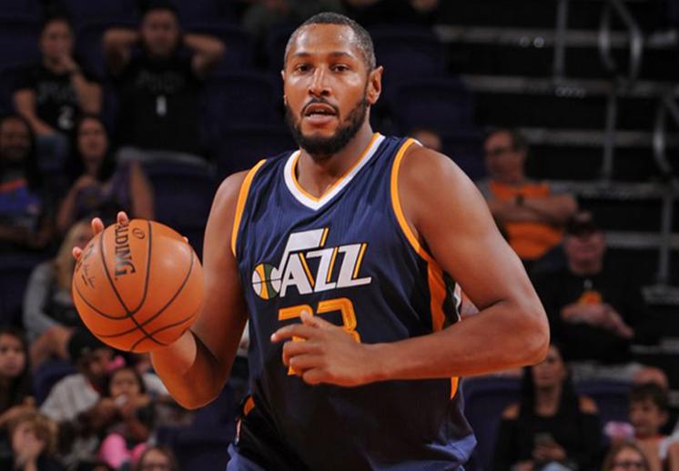 Jazz de Utah pierde por lesión a Boris Diaw