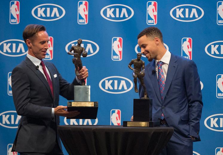 RECONOCERÁN A LO MEJOR EN LOS NBA AWARDS
