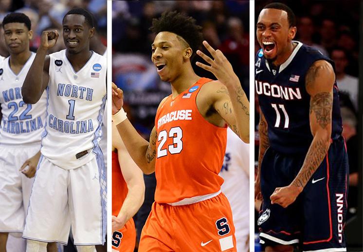 Los equipos de basquetbol más exitosos de la NCAA