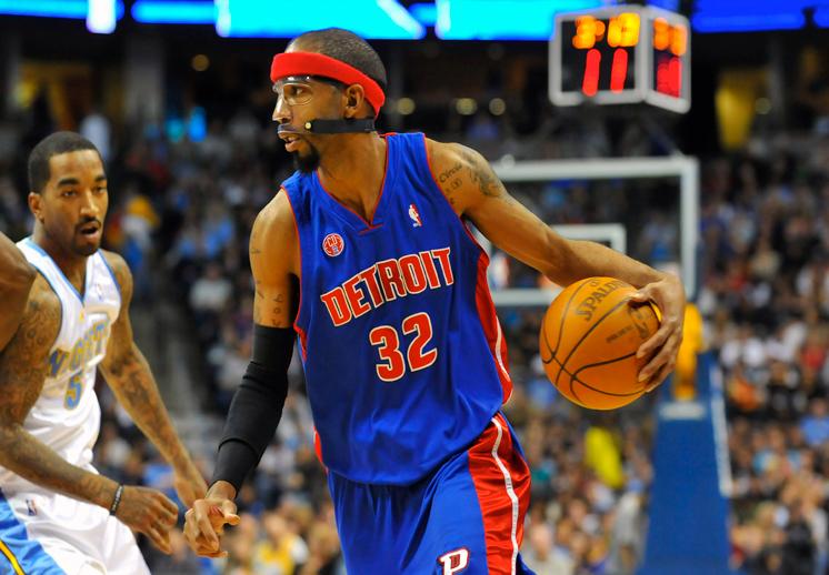 Pistons van a retirar el jersey de Rip Hamilton