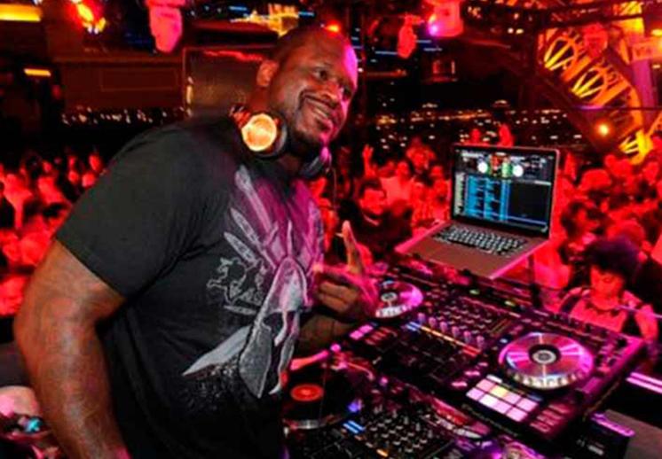 Shaquille O´Neal a.k.a DJ DIESEL foto 1