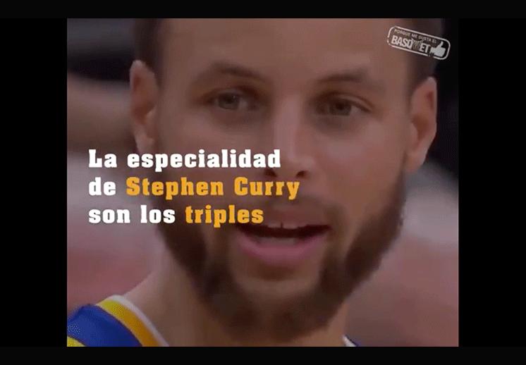 El Récord de Stephen Curry