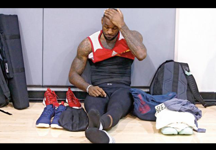 Huele a marihuana el loker de los cavs en plenas finales de la NBA