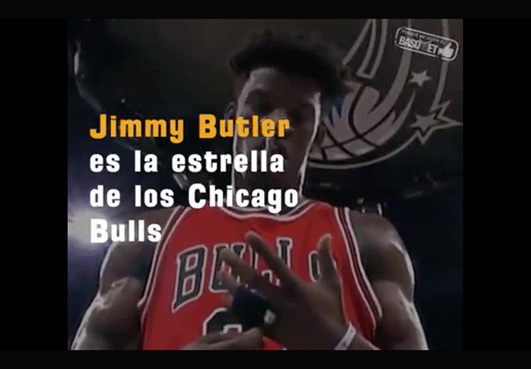 El gran Jimmy Butler