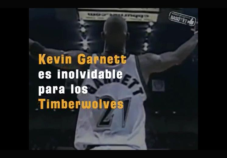 ¿Por qué Kevin Garnett es tan querido?