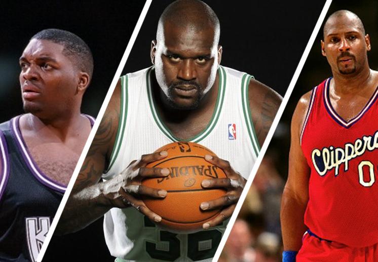 Los 10 jugadores más pesados de la NBA