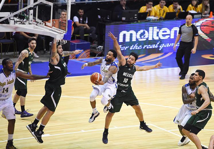Inicia la eliminatoria FIBA, destino China 2019