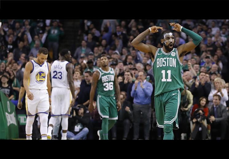 Choque de trenes en la NBA