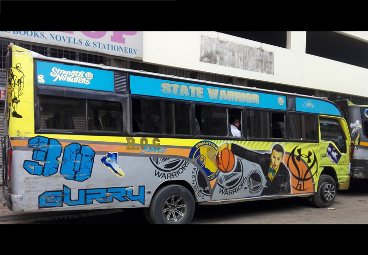 El autobus de Curry