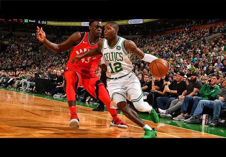 Los Celtics están imparables