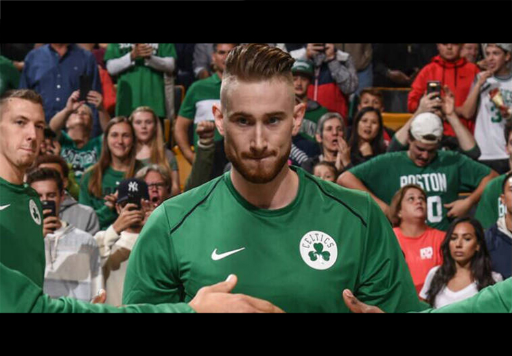 Gordon Hayward no pierde el toque
