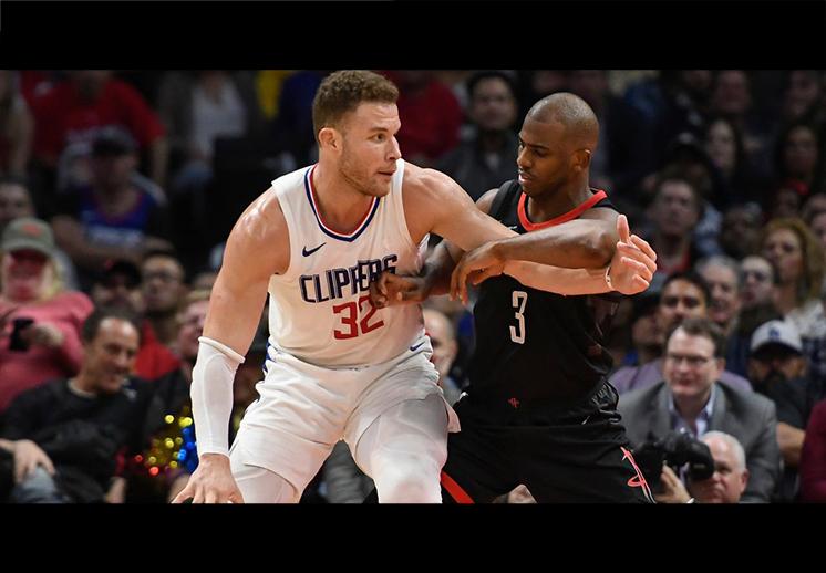 Rockets y Clippers protagonizaron una verdadera batalla
