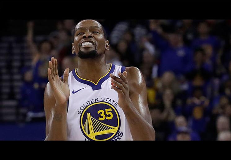 Kevin Durant y sus 20 mejores jugadas