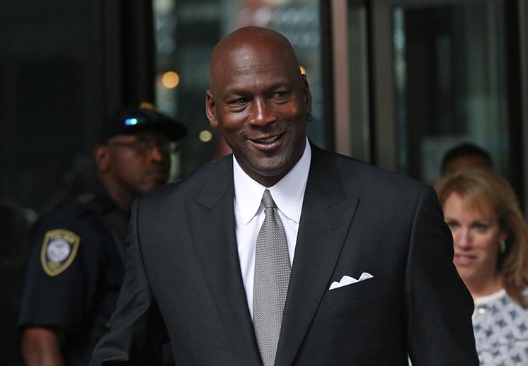 La ridícula demanda contra Michael Jordan