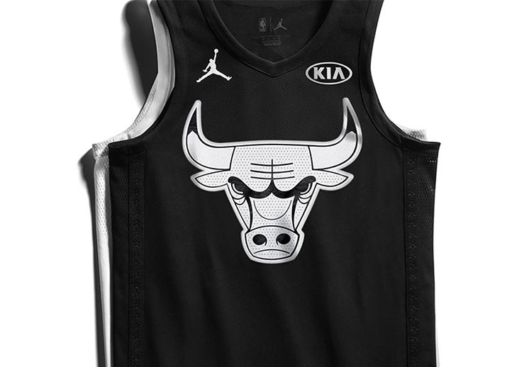 Los uniformes para el Juego de Estrellas de la NBA