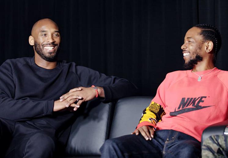 Kendrick Lamar y su similitud con Kobe Bryant