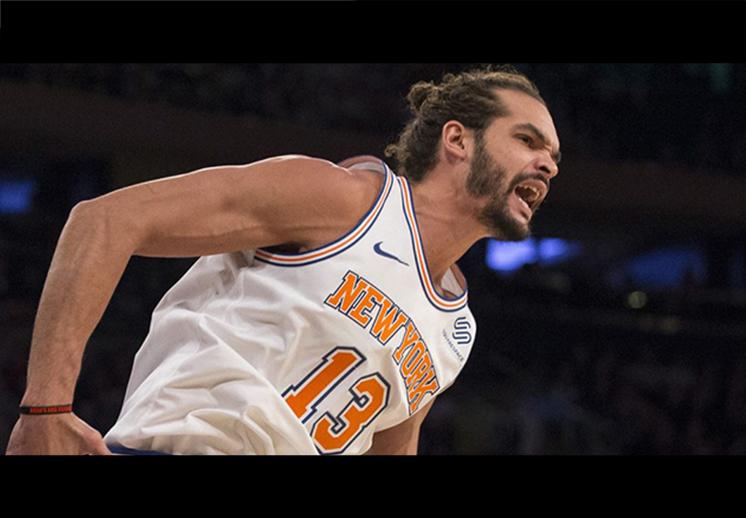 Los Knicks se olvidan de Joakim Noah