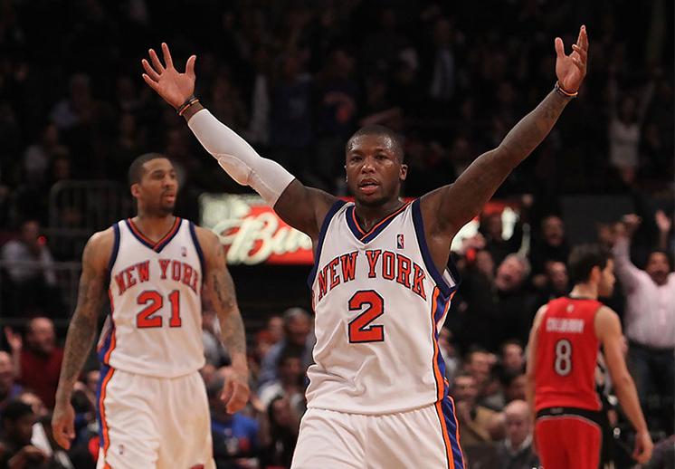 Nate Robinson prefirió el basquet antes que el dinero